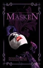 """Cover """"Masken"""": Ernst Wurdack unter Verwendung eines Bildes von Igor Molgun/Shutterstock."""